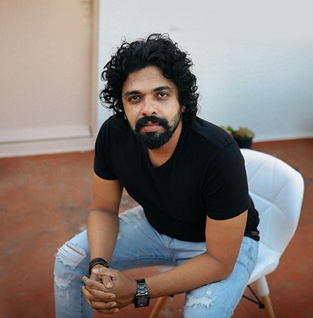 About – Vimal Chandran