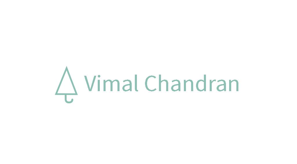 Vimal Chandran-Logo
