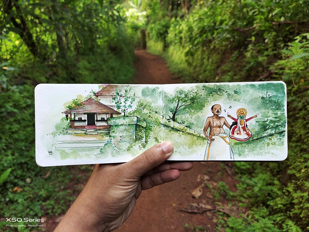 Vimal Chandran Monsoon Records4