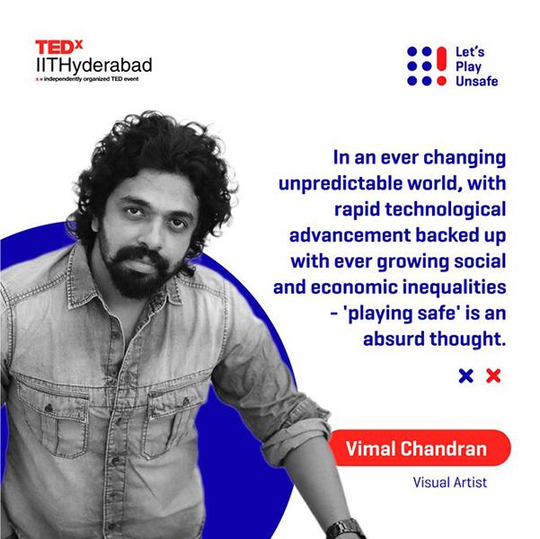 VimalChandran_Tedx